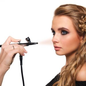 aerografo maquillaje